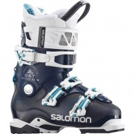 Salomon QST Access 80 W ski boots, blue
