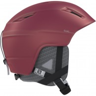 Salomon Pearl2+ Ski Helmet, red