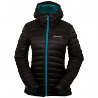 Montane Womens Featherlite Down Jacket, black