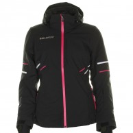 DIEL Charuty ski jacket, women, black