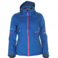 DIEL Charuty ski jacket, women, blue