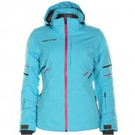 DIEL Charuty ski jacket, women, light blue