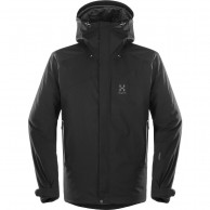 Haglöfs Niva Insulated Ski Jacket, black