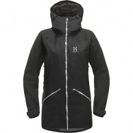 Haglöfs Niva Insulated Parka, women, black