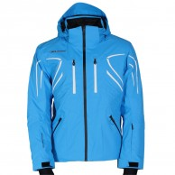 DIEL Atlas mens ski jacket, blue