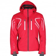 DIEL Atlas mens ski jacket, red