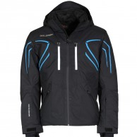DIEL Atlas mens ski jacket, black