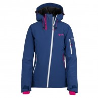 Kilpi Asimetrix-W, ski jacket, women, dark blue