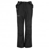 Kilpi Elare-JB, ski pants, kids, black