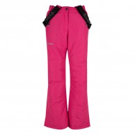 Kilpi Elare-JB, ski pants, kids, pink