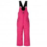Kilpi Fuebo JG, ski pants, kids, pink