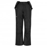 Kilpi Mimas-JB, ski pants, kids, black