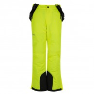 Kilpi Mimas-JB, ski pants, kids, yellow