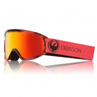 Dragon DX2, Mill/red, Lumalens
