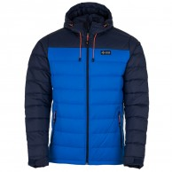 Kilpi Svalbard-M, down jacket, men, blue
