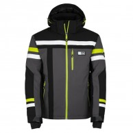Kilpi Titan-M, ski jacket, men, dark grey