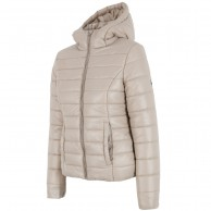 4F Frida, artificial down jacket, women, beige