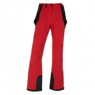 Kilpi Europa-W, womens ski pants, red
