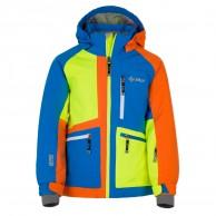 Kilpi Jackyl-JB, ski jacket, kids, blue