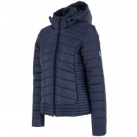 4F Frida, artificial down jacket, women, dark navy