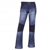 Kilpi Jeanster-W, ski pants, women, blue