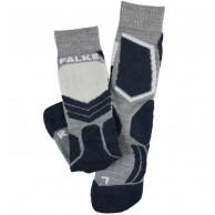 Falke SK2 ski socks, Kids, grey