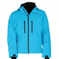 DIEL Bruce mens ski jacket, blue