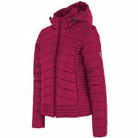 4F Frida, artificial down jacket, women, dark red