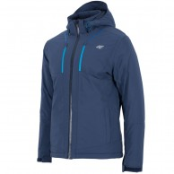4F Robert, ski jacket, men, dark navy