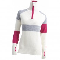 Ulvang Rav limited sweater, women, white/grey