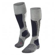 Falke SK1 ski socks, men, grey