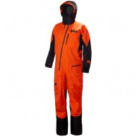 Helly Hansen Ullr Powder Suit, men, orange