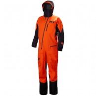 Helly Hansen Ullr Powder Suit, men, orange