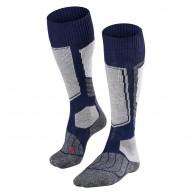 Falke SK1 ski socks, women, blue