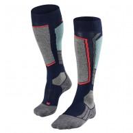 Falke SK2 ski socks, women, marine