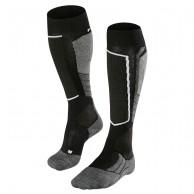 Falke SK2 Wool ski socks, black
