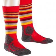 Falke SK2 Trend  ski socks, kids, lipstick