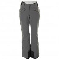 DIEL Brea womens ski pants, grey melange