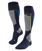 Falke SK4 ski socks, men, space blue