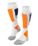 Falke SK4 ski socks, women, off white