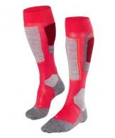 Falke SK4 ski socks, women, rose