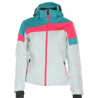DIEL Elly Girls Junior Ski Jacket, offwhite