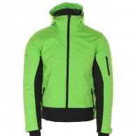 DIEL Edgar Boys Junior Ski Jacket, green