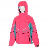 DIEL Felix girls ski jacket, pink