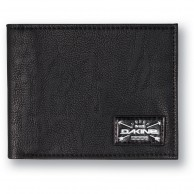 Dakine Riggs Coin Wallet, black