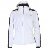 DIEL Brenda ski jacket, women, white