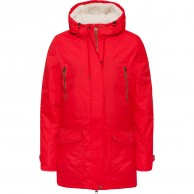 Weather Report Magda, Ladies Rain Jacket, red