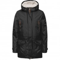Weather Report Magda, Ladies Rain Jacket, black