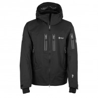 Kilpi Hastar, mens ski jacket, black