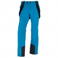 Kilpi Rhea-M mens soft shell ski pant, blue